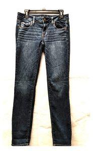 American Eagle Skinny Super Stretch Jeans size 8